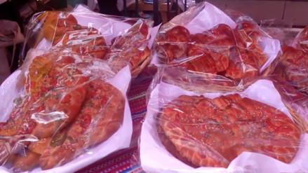 Huancayo: figuras y sabores amenizan festival Tanta Wawa 2016