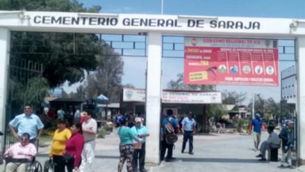 Ica: inspeccionan cementerio de Saraja para enfrentar vector Aedes