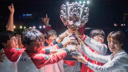 SK Telecom es el campeón mundial de League of Legends