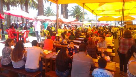 Platos típicos de Arequipa se exponen en 'Festi Sabores'