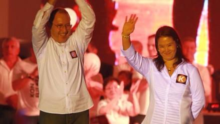 Keiko Fujimori prometió en campaña no poner gente de su partido en el BCR