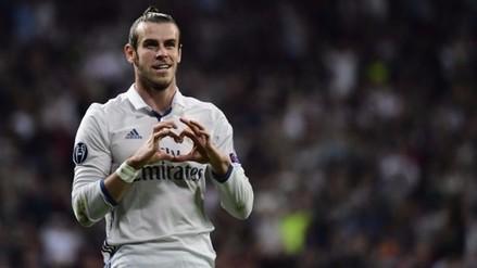 Oficial: Gareth Bale extendió su contrato con el Real Madrid hasta 2022