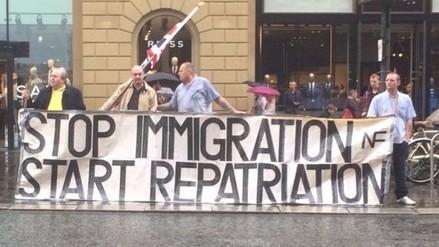Endurecimiento de leyes migratorias por el