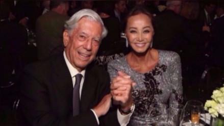 Mario Vargas Llosa e Isabel Preysler rentabilizan su amor
