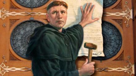 Resultado de imagen de Martín Lutero