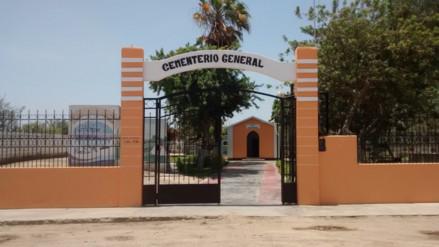 Ascope: cementerios listos para el Día de los Muertos