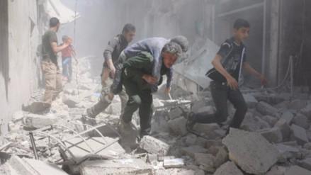 """Francisco: """"En Alepo se pisotean y desprecian los derechos más fundamentales"""""""