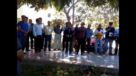 Chimbote: docentes de la UNS inician huelga indefinida