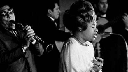 Cinco canciones inolvidables de Lucha Reyes en el Día de la Canción Criolla
