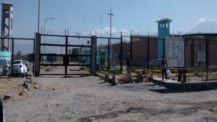Hallan droga y celulares en requisa realizada en el penal de Socabaya