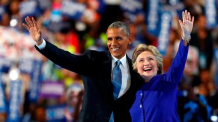 Barack Obama hará campaña por Hillary Clinton en estados indecisos