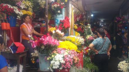 Lambayeque: precio de las flores se incrementó por el Día de Todos los Santos