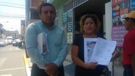 Chiclayo: cuestionan actuar de jefe policial por autorizar un desalojo
