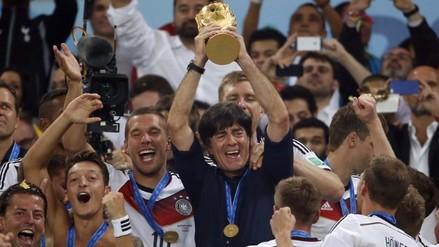 Joachim Löw renovó contrato con Alemania hasta el 2020