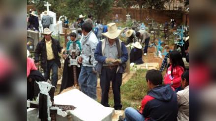 Huamachuco vivió una fiesta por Día de Todos los Santos