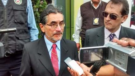 Áncash: Waldo Ríos no ha presentando recurso de apelación a suspensión