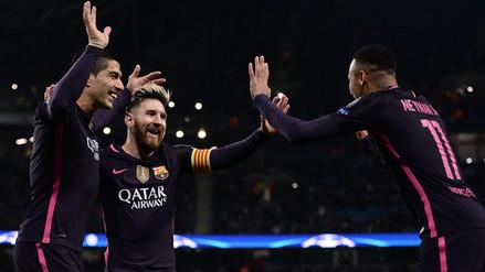 Letal contragolpe del Barza terminó con esta definición de Messi