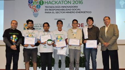 Estudiantes peruanos crean un robot que detecta mercurio en ríos y lagunas