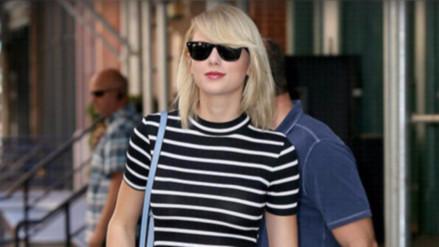 Taylor Swift agradece a Ryan Reynolds por disfraz de Deadpool