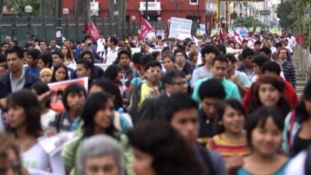Universitarios marcharán para pedir renuncia de Chlimper y Rey al BCR