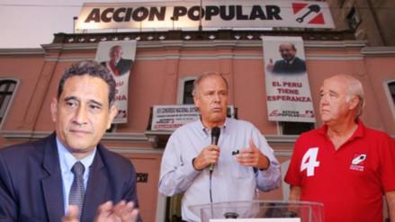 Mesías Guevara pide diálogo en Acción Popular para superar diferencias