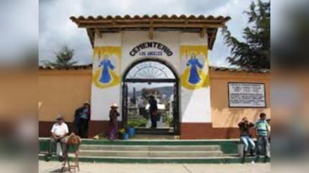 Otuzco: cementerio luce nuevos pabellones en el Día de los Muertos