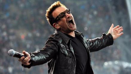 """Bono: """"Mujer del año"""" para la revista Glamour"""