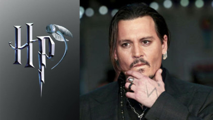 Johnny Depp actuará en la próxima película del universo de Harry Potter
