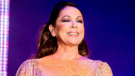 Isabel Pantoja lanzará nuevo disco con canciones de Juan Gabriel