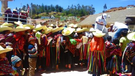 Lambayeque: 500 pobladores de Inkawasi recibieron donación de pescado