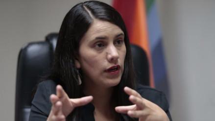 Verónika Mendoza a favor de un referéndum revocatorio en Venezuela