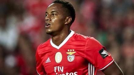 André Carrillo no llegó gratis al Benfica, según A Bola