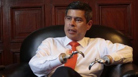 """Galarreta: """"No pediremos a Chlimper que renuncie a Secretaría de Fuerza Popular"""""""