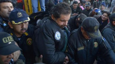 El 7 de noviembre definen arresto domiciliario para Belaunde Lossio