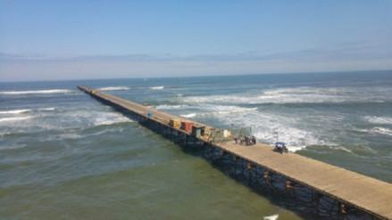 Puertos y caletas de Lambayeque cerrados por oleajes anómalos