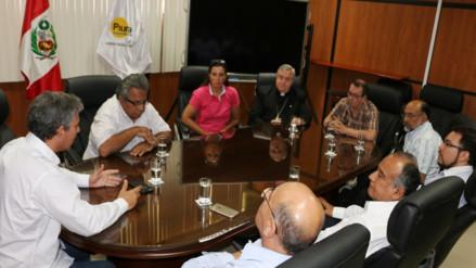 Piura: autoridades expondrán a ministros situación de Salud