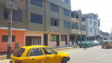 Chimbote: comerciante fallece tras rodar por las escaleras