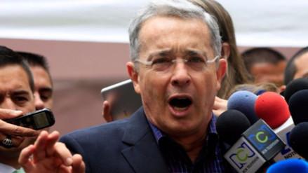 """Uribe sobre nuevo acuerdo de paz: """"Ahora el balón está en el campo de las FARC"""""""