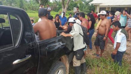 Cinco heridos de Curimaná permanecen hospitalizados