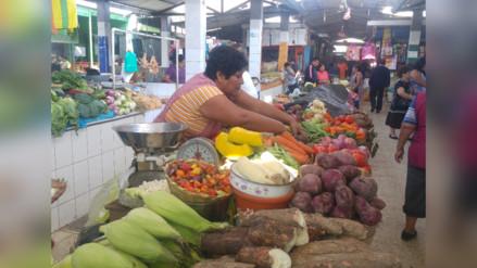 Trujillo: se mantienen precios de productos de canasta básica