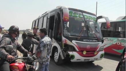 Ascope: un muerto y un herido deja choque vehicular