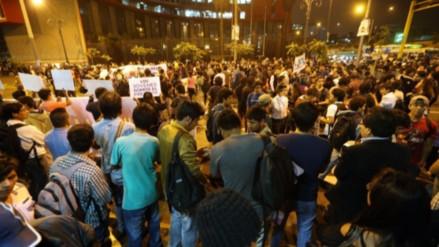 Protesta contra miembros del BCR será pacífica, aseguran estudiantes
