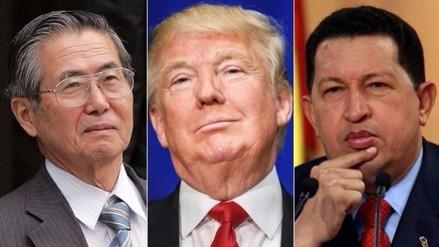 Spot estadounidense compara a Trump con Fujimori, Chávez y Pinochet