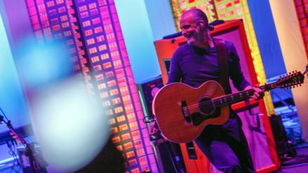 Travis encantó a Lima con el dulce sonido del britpop