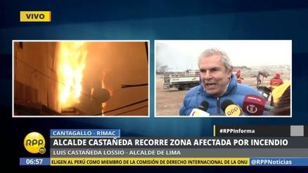 """Castañeda sobre los shipibos de Cantagallo: """"Les vendieron ilusiones"""""""