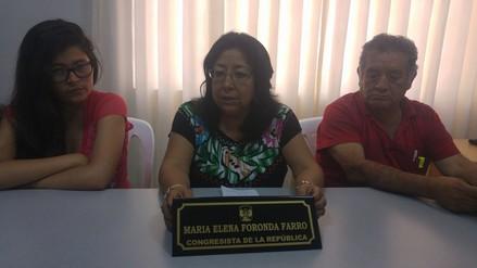 Chimbote: denunciarían a congresista Carlos Domínguez