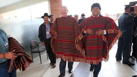 Así fue la jornada de PPK y Evo Morales en el II Gabinete Binacional Perú-Bolivia