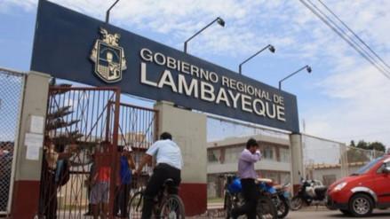 Advierten que archivan denuncias contra Gobierno Regional de Lambayeque