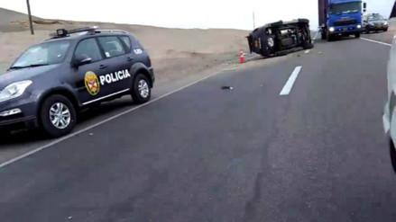 Resultado de imagen para POLICÍA RESULTÓ HERIDO TRAS DESPISTE DE PATRULLERO INTELIGENTE EN CHANCAY