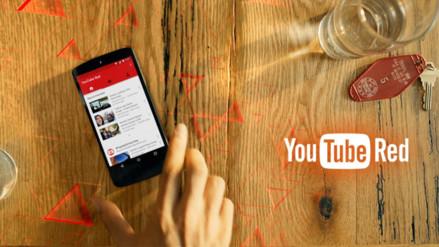 YouTube Red, la plataforma de suscripción de Google que no logra convencer